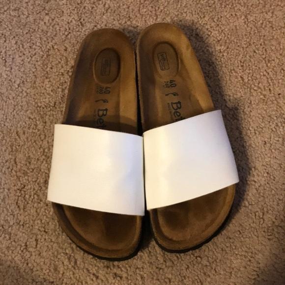 4e3a37c05f70b8 Birkenstock Shoes - Betula by Birkenstock Slide Sandals